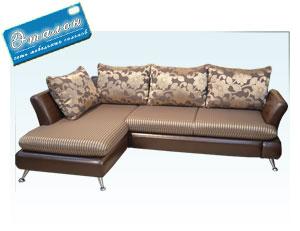угловой диван Евростиль