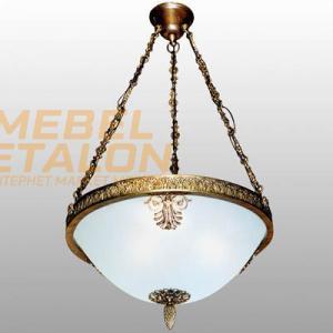 старинные латунные светильники
