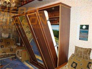 Откидная и детская шкаф-кровать