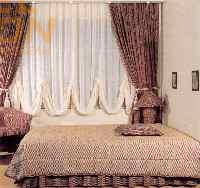 украшение интерьера качественным текстилем