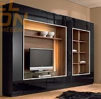 Варианты стенок и иной мебели для гостиной