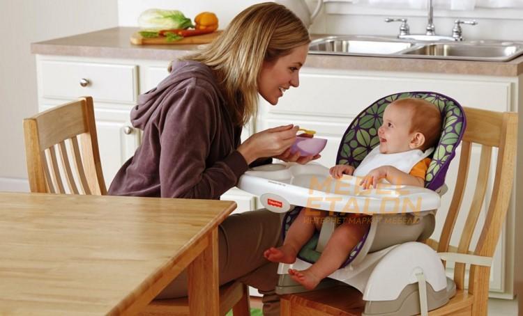 выбрать стульчик для малыша