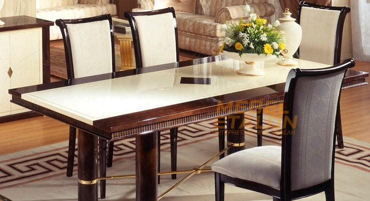 мебельный стол для гостиной
