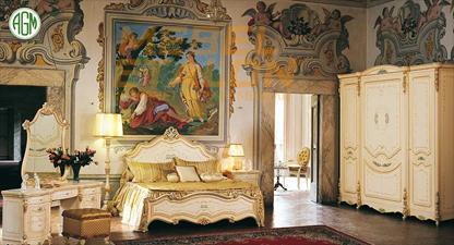 Кровати в Итальянских спальнях