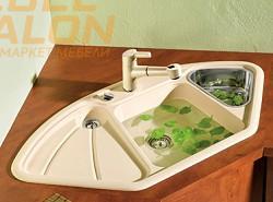 керамические раковины для ванных комнат