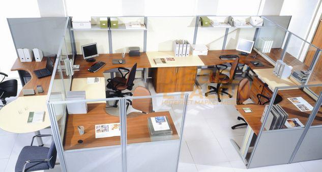 офисные перегородки в офисе