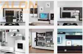 корпусная мебель разных стилей