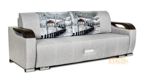 Яркий диван еврокнижка Волна 8