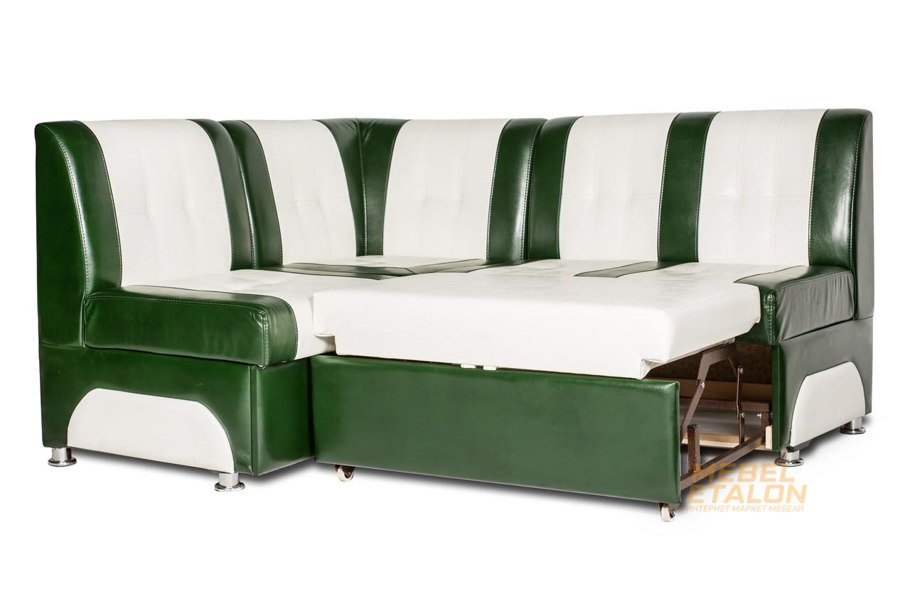 диван в разложенном виде - кухонный уголок Тонсул