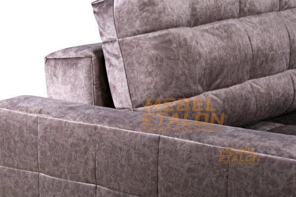 Угловой диван Раунд - угол дивана с прошивкой