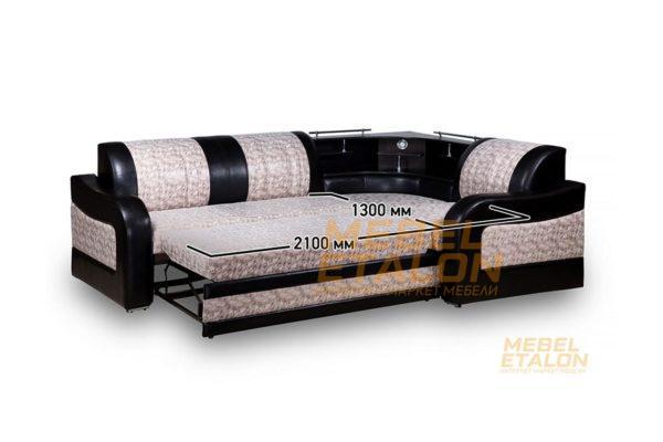 Угловой диван Идеал 2