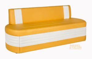 Кухонный диван Лео прямой