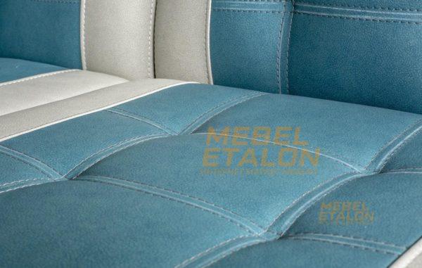 Кухонный диван Тонсул 2 угловой - двойная прострочка