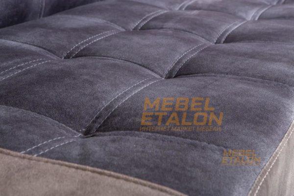 двойная прострочка дивана Тонсул 2 угловой, ткань Арбен