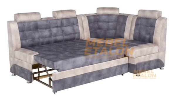 Кухонный диван Тонсул 2 угловой, ткань Арбен