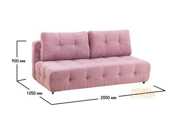 Прямой диван Тосмо, В-27